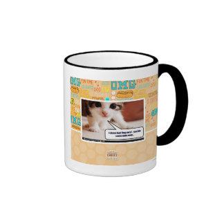 Persigo mún awai fing tazas de café