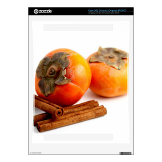 Persimmon Cinnamon Skin For Xbox 360