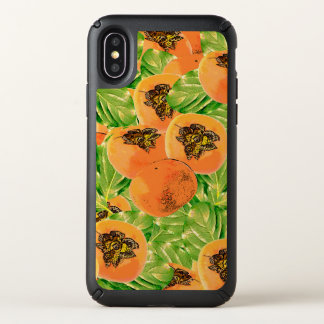 Persimmon (Kaki) Speck iPhone X Case