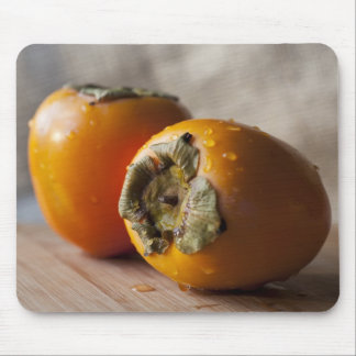 Persimmon Still Life Mouse Pad