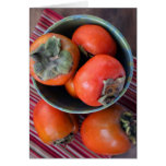 Persimmons Stationery Note Card