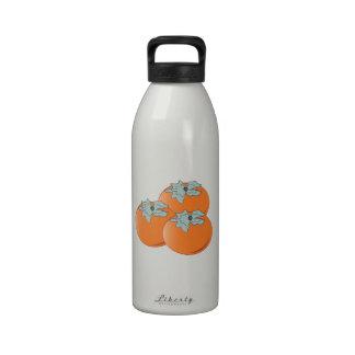 Persimmons Reusable Water Bottles