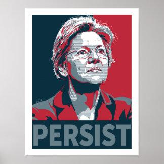 #Persist Poster