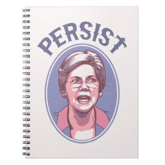 Persist - Warren Notebook