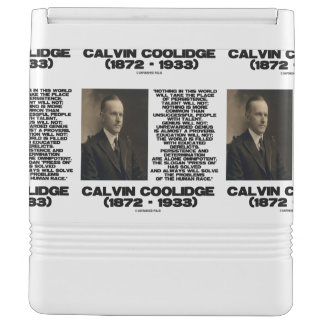 Persistence Determination Omnipotent Coolidge Cooler
