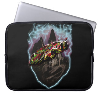 Persistence of Speed - Laptop Sleeve