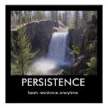 Persistence Poster