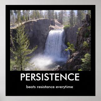 Persistencia Póster