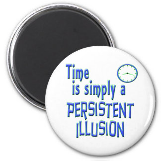 Persistent Illusion 2 Inch Round Magnet