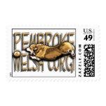 Persistent Pembroke Postage