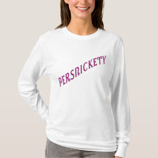 Persnickety Shirt