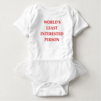 PERSON BABY BODYSUIT