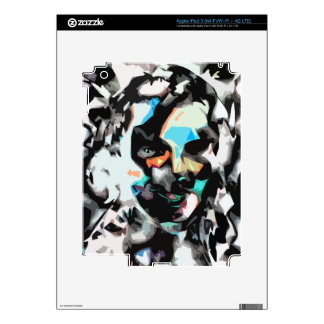 person of interest #1 skin for iPad 3