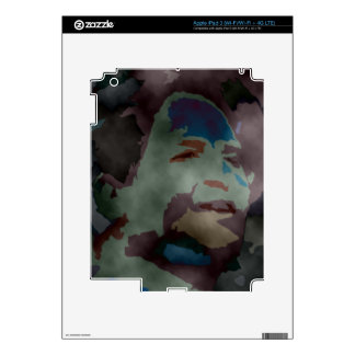 person of interest #4 iPad 3 skins