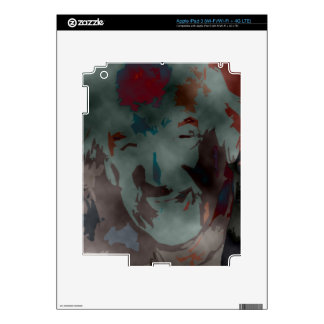 person of interest #7 iPad 3 skin
