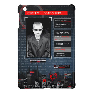 Person of Interest Style iPad Mini Glossy Case iPad Mini Covers