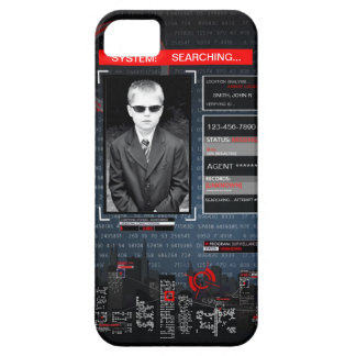 Person of Interest Style iPhone 5 Case
