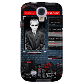 Person of Interest Style Samsung S4 Case