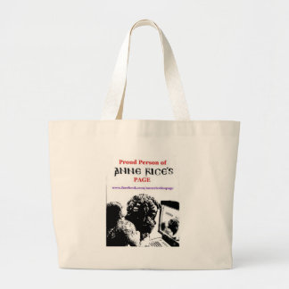 Person of the Page Tote Bag