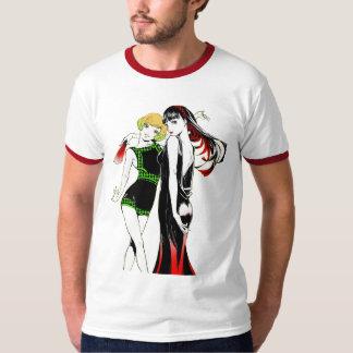 Persona 4 Twin Dragon Shirt