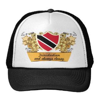 Persona de Trinidad y Tobago con clase Gorras
