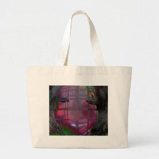 persona del interés #3 bolsa tela grande