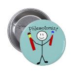 Persona del palillo de Phlebotomist Pins