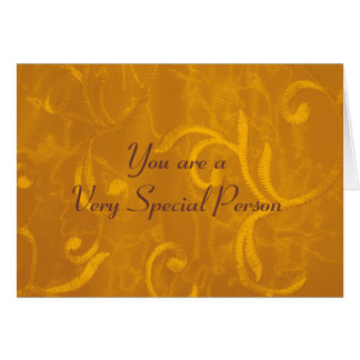 Persona especial felicitaciones
