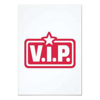Persona muy importante del VIP Invitación 8,9 X 12,7 Cm