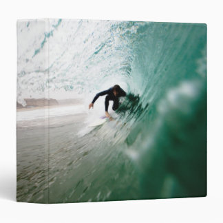 "Persona que practica surf carpeta 1 1/2"""