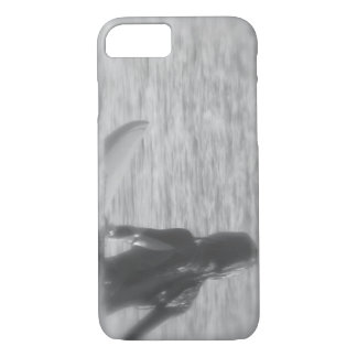 Persona que practica surf de Cali Funda iPhone 7