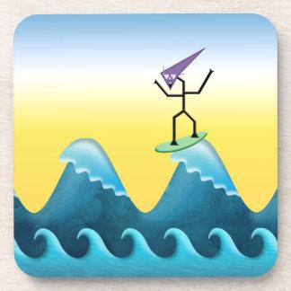 Persona que practica surf de Joe Posavasos