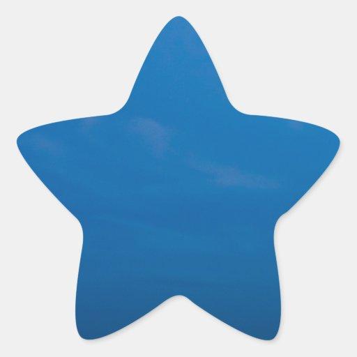 Persona que practica surf Dude.tif Pegatinas Forma De Estrellaes Personalizadas