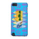 Persona que practica surf y tablas hawaianas funda para iPod touch 5G
