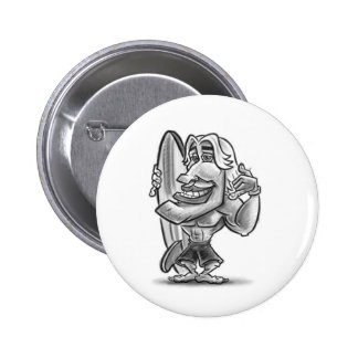 personaje de dibujos animados del tipo de la perso pins