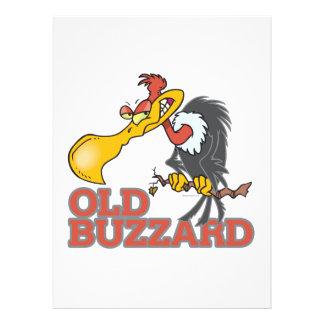 personaje de dibujos animados divertido del halcón comunicados personalizados
