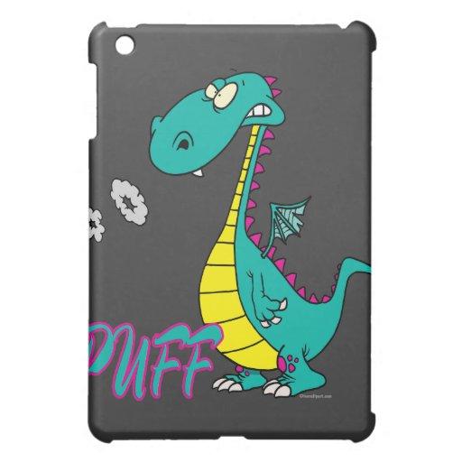 personaje de dibujos animados tonto del dragón del