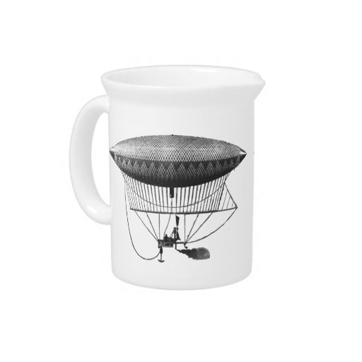 Personal Airship Drink Pitchers