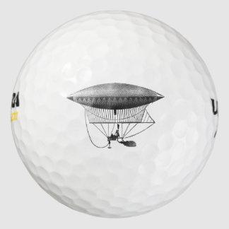 Personal Airship Pack Of Golf Balls