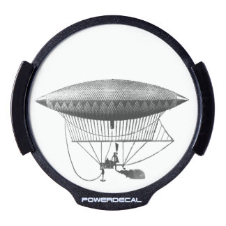 Personal Airship LED Car Decal
