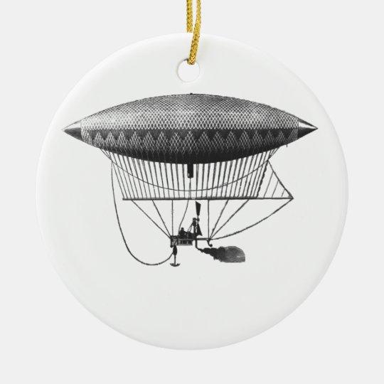 Personal Airship Ornament