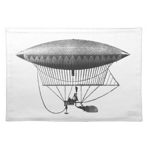 Personal Airship Placemat