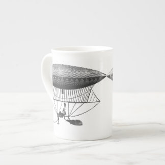 Personal Airship Tea Cup