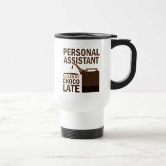 Personal Assistant Gift (Funny) 15 Oz Stainless Steel Travel Mug