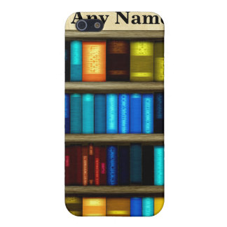 Personal Bookcase Case For iPhone4
