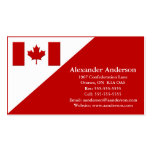 Personal Business Card Canada