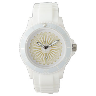 Personal Chef Catering Whisk Simple and Modern Wristwatch