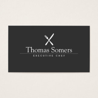 Executive Business Cards & Templates   Zazzle