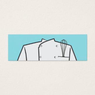 Personal Chef Whisk Business Card