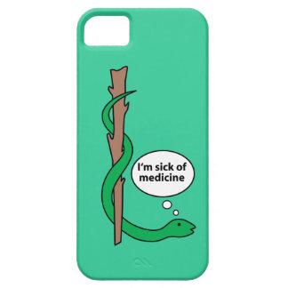 Personal chistoso de Asclepius iPhone 5 Cárcasas